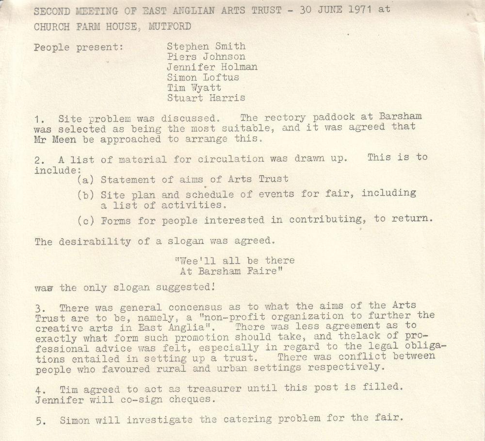 19710630 Barsham meeting2