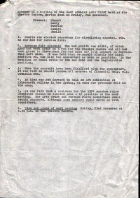 19731102 EAAT meeting