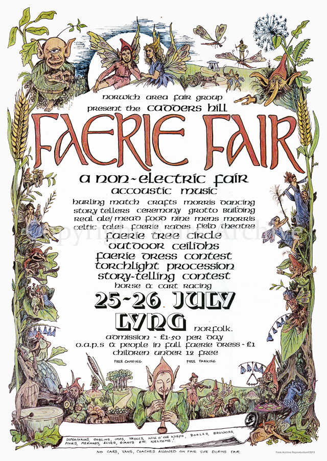 22. Lyng - Faerie Fayre '81 - Bruce Lacey