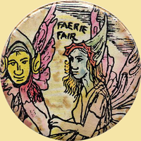 Faerie fair badge