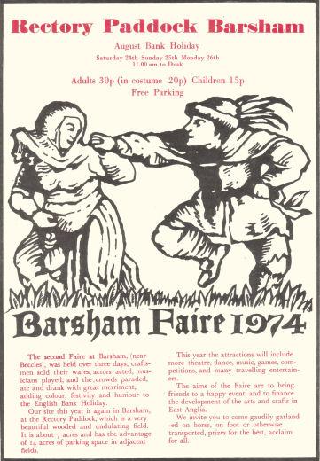 Barsham 74 - Leaflet 1