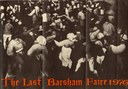 1976 Barsham Faire leaflet
