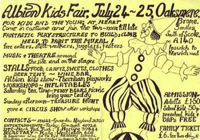 1982 Oaksmere flyer