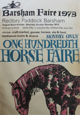 Barsham 73 - 100th Horse Faire