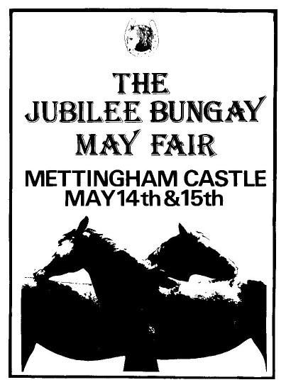 Jubilee Bungay May Fair 77