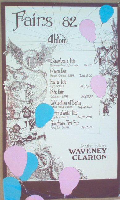 Albion Fairs 82