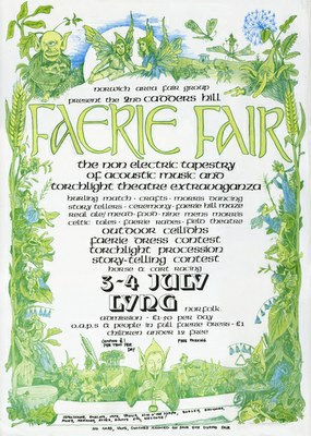 Lyng Faerie Fayre - Bruce Lacey 82