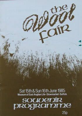 Stowmarket Wool Fair 85