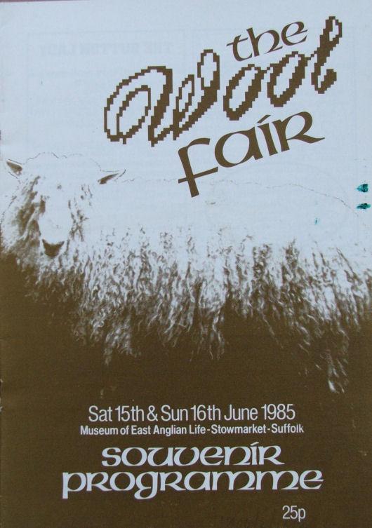 Stowmarket Wool Fair 85