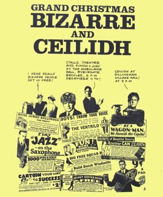 19761211 Bizarre Bazaar poster