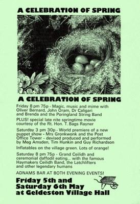 1978 Celebration of Spring