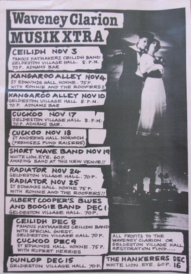 1978 Geldeston gigs1